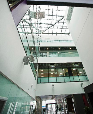 Staffordshire University Science Centre