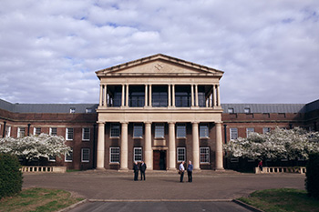 University of Chester campus