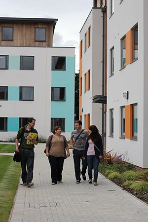 University of Chichester Student Accommodation