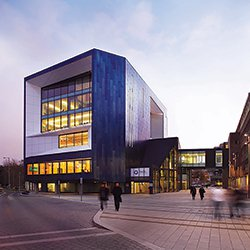 Buckinghamshire New University - The Gateway