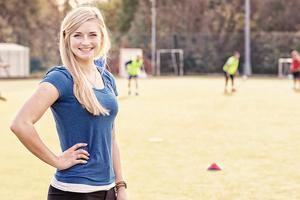 University of Gloucestershire sports coach