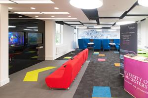 University of Gloucestershire computing facilities
