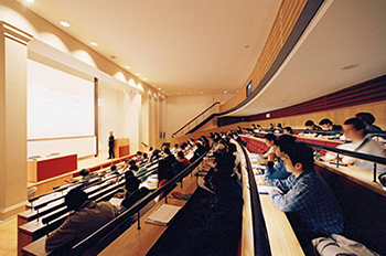 Students in a Lecture