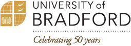 Uni of Bradford Logo