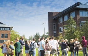 Open days at the University of Reading