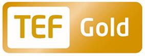 TEF Gold Award