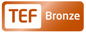 TEF Bronze Award