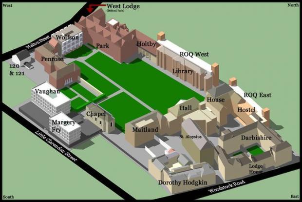 Somerville Map