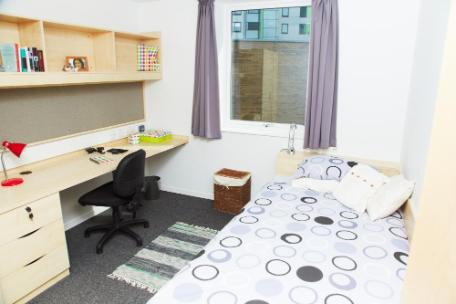 Uclan dentistry student room decor