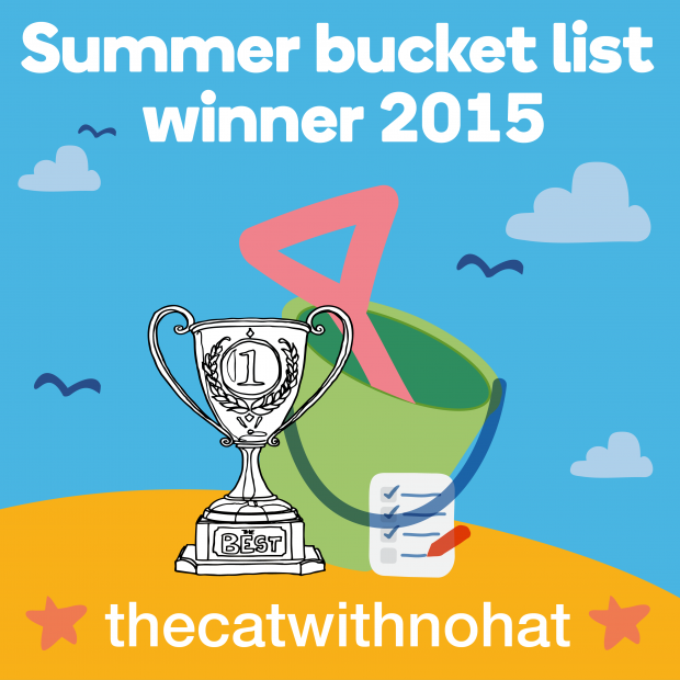 bucket list winner
