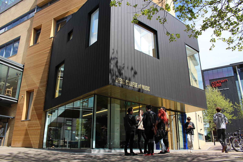Leeds College of Music Campus