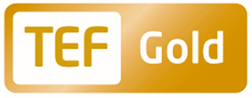 TEF Gold Award