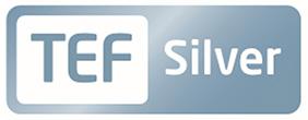 TEF Silver Award