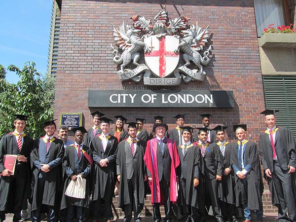 list of universities in london