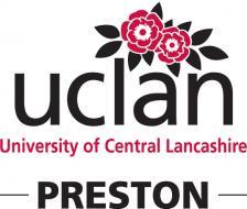 University of Central Lancashire Preston Logo