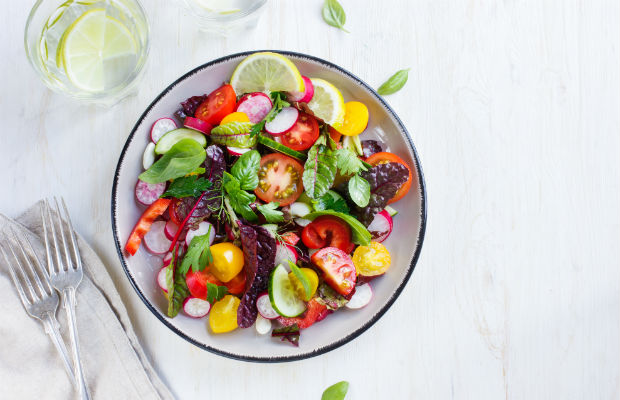 healthy wholesome food