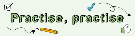 Practise M