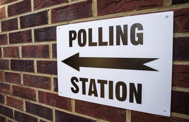 Polling station 2017