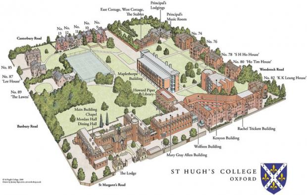 St Hugh's