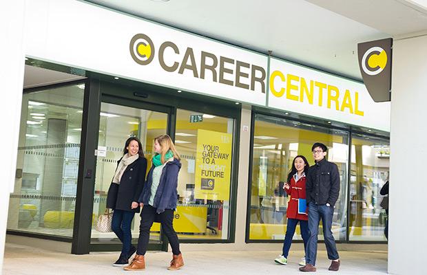 University careers centre