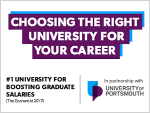 choosing the right university for your career