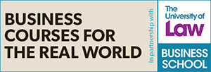 Business courses for the real world. The University of Law Business School