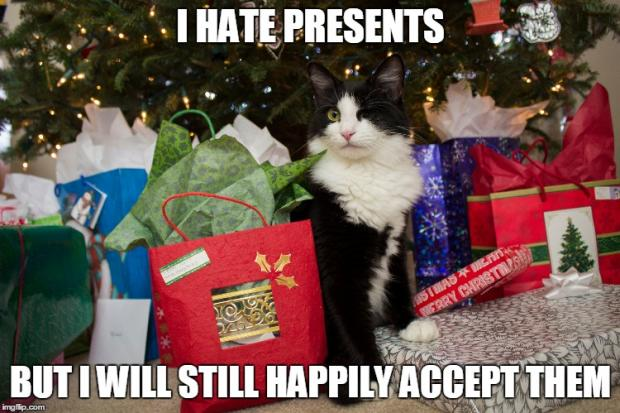 Hate Presents