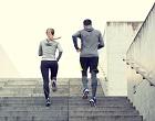 Exercise to de-stress