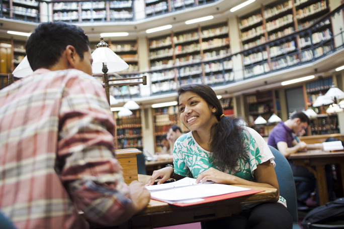 King's College open days