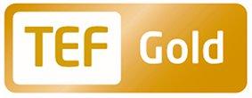 TEF Gold winner