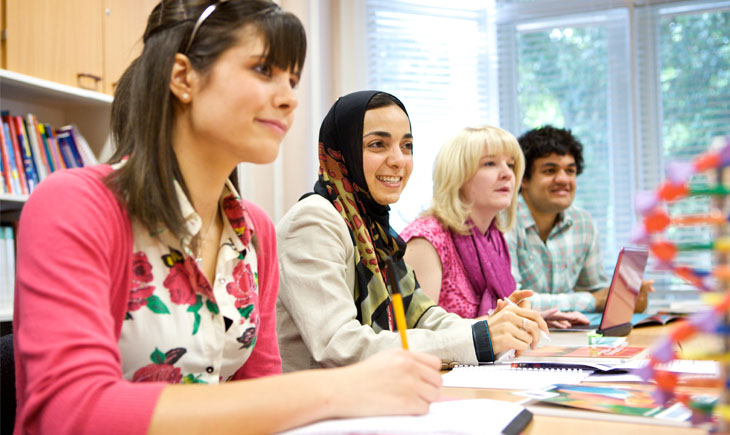 Connect with other University of Leicester students