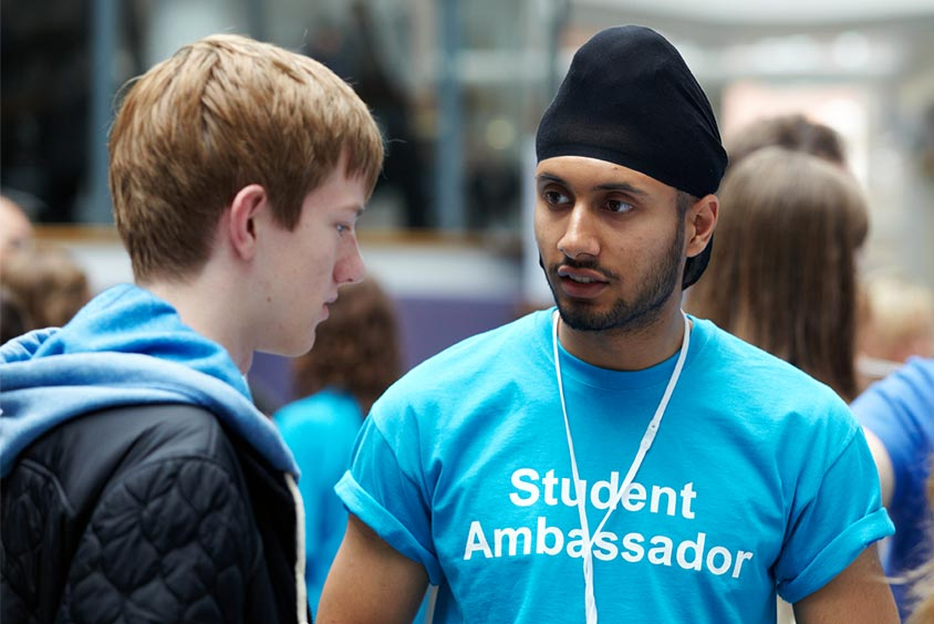 Sheffield Hallam Official Rep