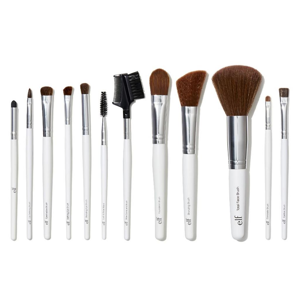 e.l.f. Cosmetics Professional Makeup Brush Set