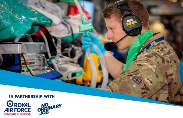 FS Andrews - RAF Critical Care Nurse