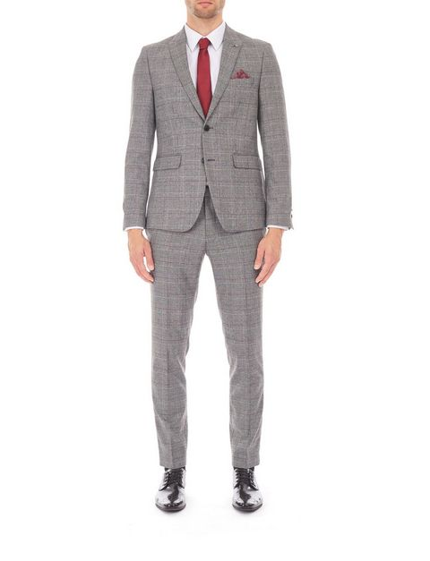 Burton Prince of Wales check suit