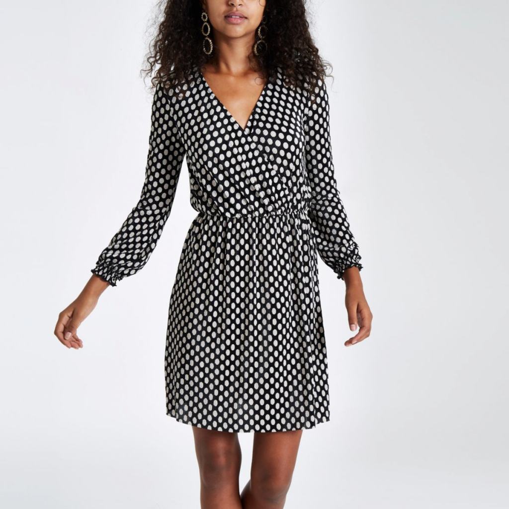 River Island wrap dress