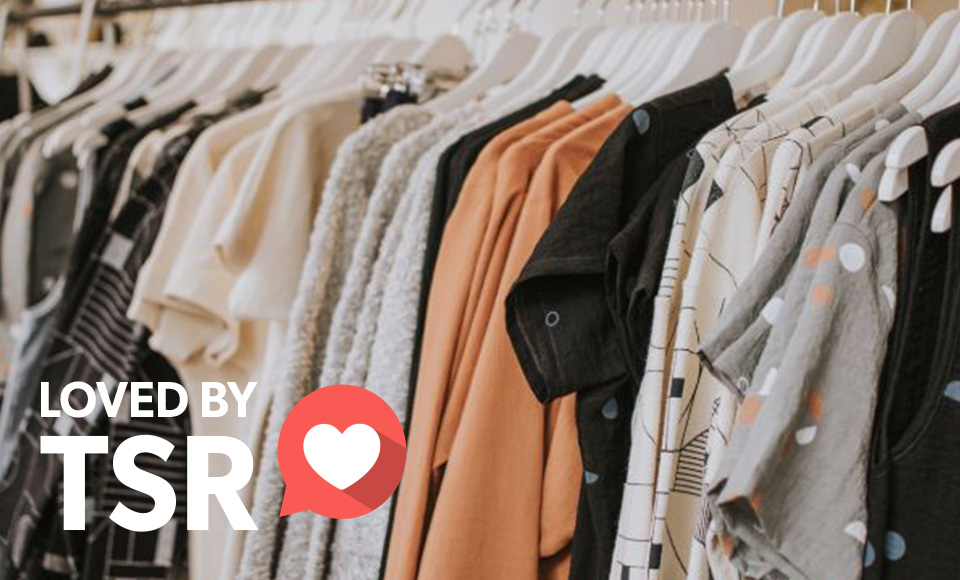 A rack of clothes from Topshop, Missguided, Boohoo and more