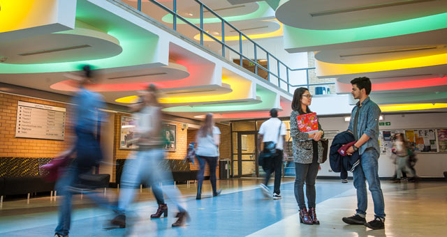 University of Surrey open days
