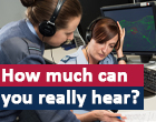 How much can you really hear?