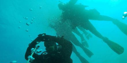 Scuba Diving Society