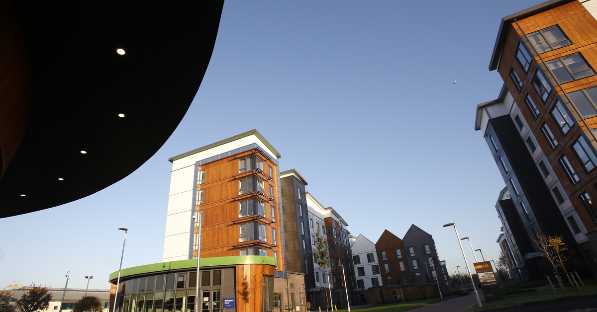 College Lane accommodation