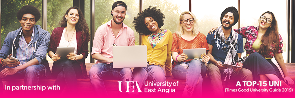In Partnership with UEA