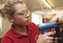 Advanced apprenticeships
