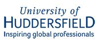 Uni of Huddersfield logo