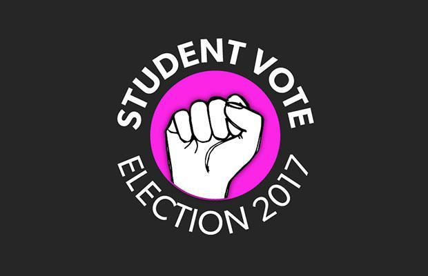 Student vote 2017