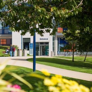 Uni of Sunderland campus
