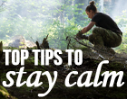 How to stay calm under serious pressure