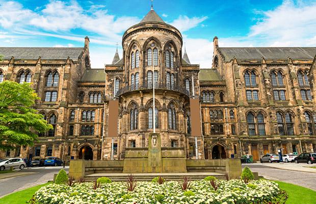 University of Glasgow building