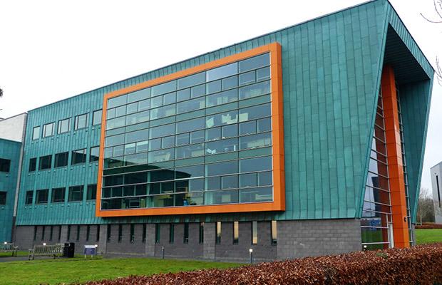 A Lancaster University building