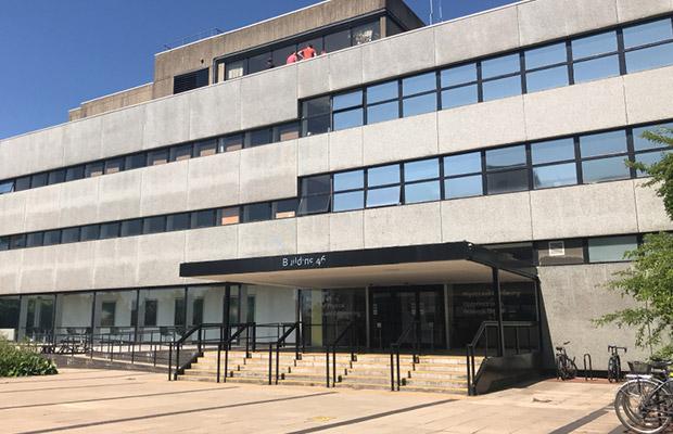 University of Southampton building